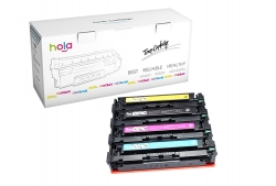 For HP 201A Color Toner Cartridge ( CF400A-CF403A )